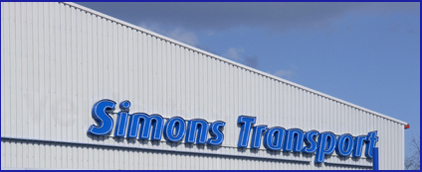 Simons Transport Office Building
